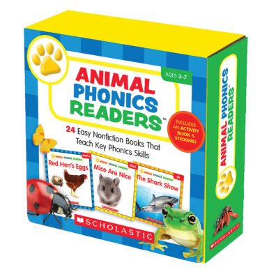 Phonics Tales by - Boxed Set - The Parent Store