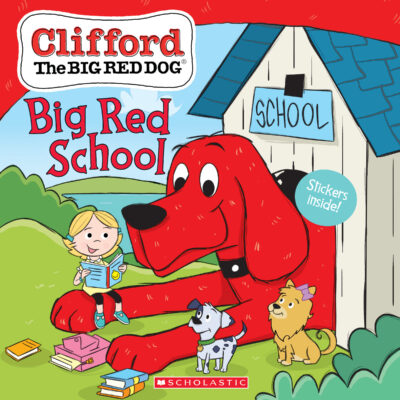 Clifford the Big Red Dog (Audiobook Read-Along) by Norman
