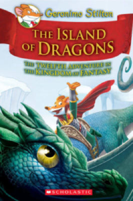 Geronimo Stilton: The Kingdom of Fantasy #4: The Dragon Prophecy by