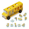 Melissa & Doug® Number Matching Math Bus