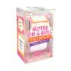Notes on a Roll: Sticky-Note Set