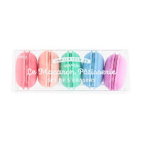 Le Macaron Patisserie Erasers (Set of 5)