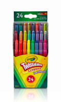 Crayola® Twistables™ Crayons: Fun Effects!