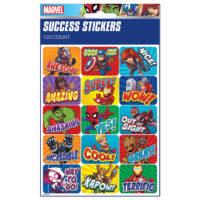 Marvel™ Superhero Reward Stickers (120 ct.)