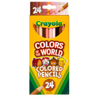 Colors of the World Pencils