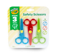 Safety Scissors (3 ct.)