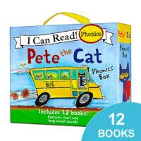 Pete the Cat Phonics Box Set