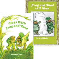 Frog and Toad 2-Pack