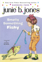 Junie B. Jones® Smells Something Fishy