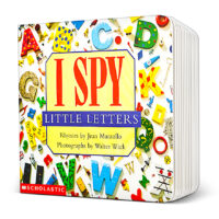 I SPY™ Little Letters