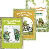 Frog and Toad Together Pack