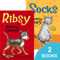 Socks and Ribsy Pack