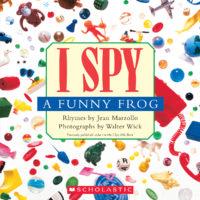 I SPY™ a Funny Frog