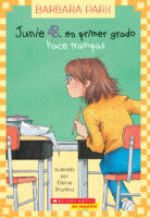 Junie B. en primer grado hace trampas (<i>Junie B., First Grader: Cheater Pants</i>)