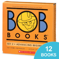 Bob Books® Set 2: Advancing Beginners