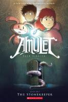 Amulet #1: The Stonekeeper