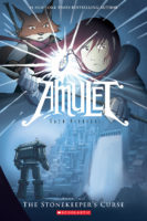 Amulet #2: The Stonekeeper's Curse