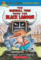 Black Lagoon® Adventures #10: The Baseball Team from the Black Lagoon®