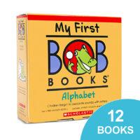 My First Bob Books®: Alphabet Box Set
