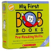 My First Bob Books®: Pre-Reading Skills Set