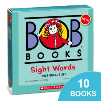 Bob Books®: Sight Words First Grade Box Set