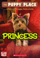 The Puppy Place: Princess