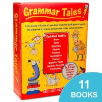 Grammar Tales! Box Set