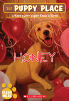 The Puppy Place: Honey