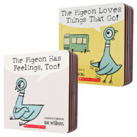 Pigeon Board Book Duo