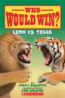 Who Would Win?® Lion vs. Tiger