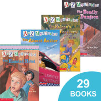 A to Z Mysteries® Value Library