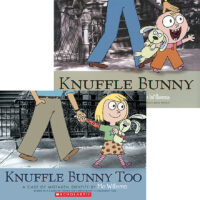 Knuffle Bunny Pack