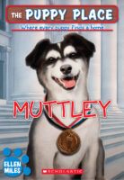 The Puppy Place: Muttley