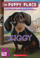 The Puppy Place: Ziggy