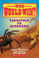 Who Would Win?® Tarantula vs. Scorpion