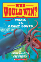 Who Would Win?® Whale vs. Giant Squid
