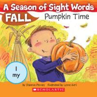 A Season of Sight Words Fall: Pumpkin Time