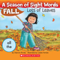 A Season of Sight Words Fall: Lots of Leaves
