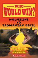 Who Would Win?® Wolverine vs. Tasmanian Devil