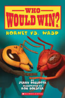 Who Would Win?® Hornet vs. Wasp