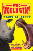 Who Would Win?® Rhino vs. Hippo