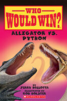 Who Would Win?® Alligator vs. Python