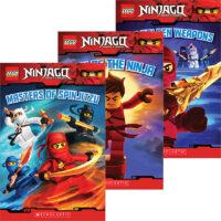 LEGO® NINJAGO® Reader Trio
