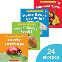 Guided Science Readers™ Seasons Pack