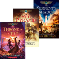 The Kane Chronicles Trilogy Pack