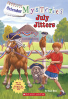 Calendar Mysteries: July Jitters