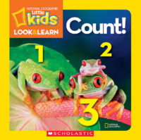 National Geographic Little Kids™ Look & Learn: Count!