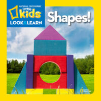 National Geographic Little Kids™ Look & Learn: Shapes!
