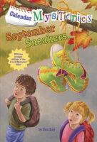 Calendar Mysteries: September Sneakers