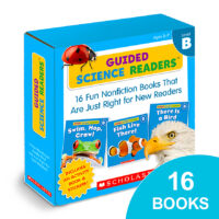 Guided Science Readers™ Box Set: Level B